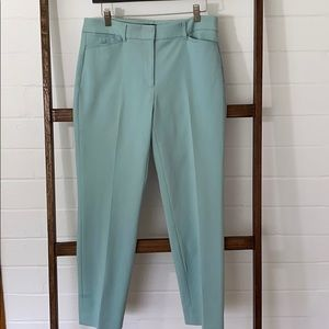 Whbm mint green pants